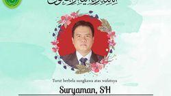 Anggota Majelis Hakim Kasus Tes Swab Habib Rizieq Meninggal Dunia
