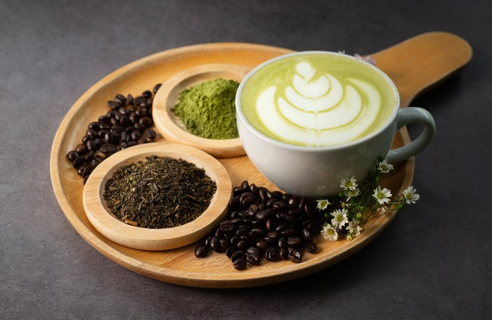 Resep Matcha Latte