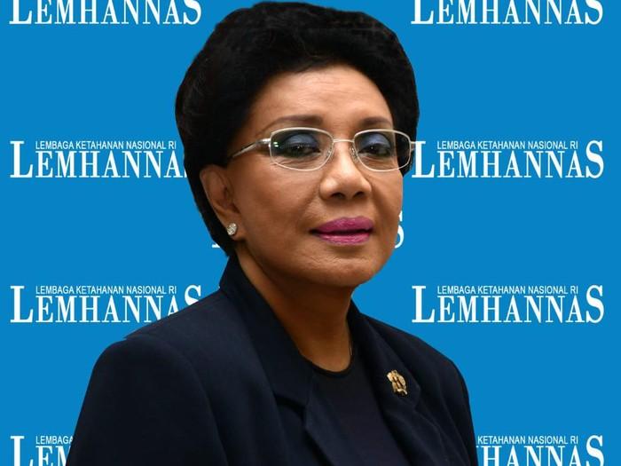Rosita Noer (Dok Lemhannas)