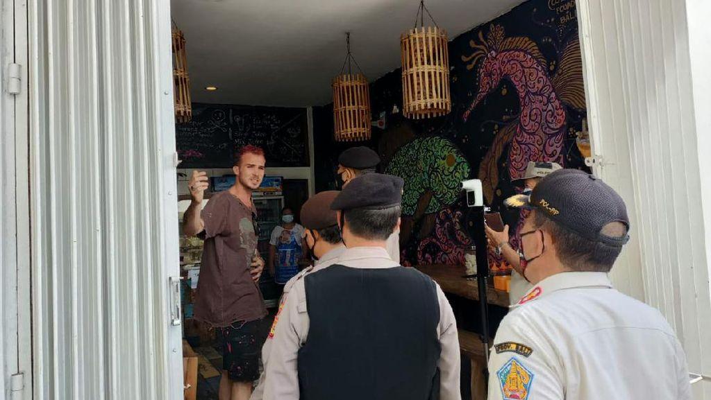 13 WNA di Bali Tak Bermasker Kala PPKM Darurat, Didenda Rp 1 Juta