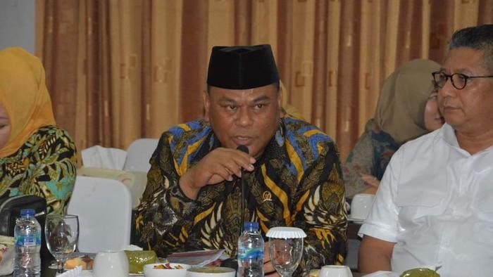 Anggota DPR RI Fraksi Gerindra Rahmat Muhajirin