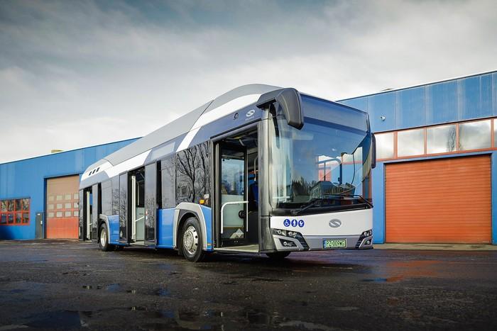 Bus hidrogen Solaris Urbino 12 hydrogen