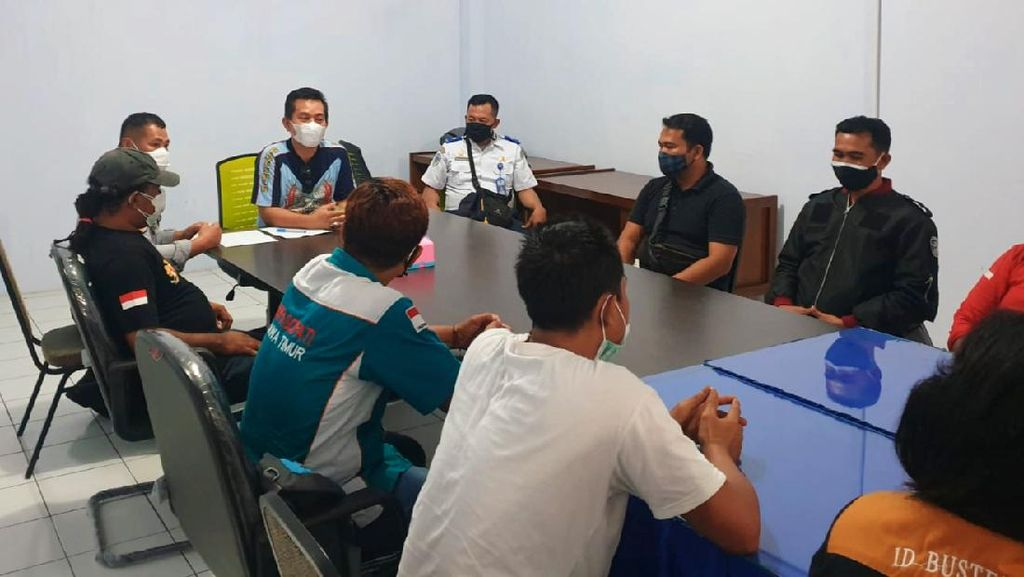 Kemenhub Fasilitasi Sopir Logistik Tes Antigen Gratis di Penyeberangan Jawa-Bali