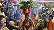 Corona Belum Reda, Begini Meriahnya Festival di India