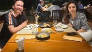 Ruben Onsu Tepis Isu Meninggal, Intip Keseruannya Kulineran Bareng Keluarga