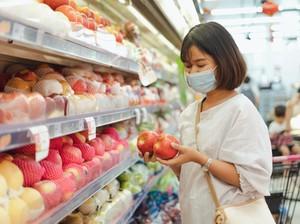 6 Cara Aman Belanja di Pasar-Supermarket Saat PPKM Darurat