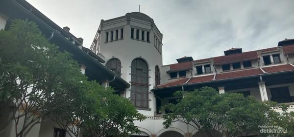 Bangunan Lawang sewu