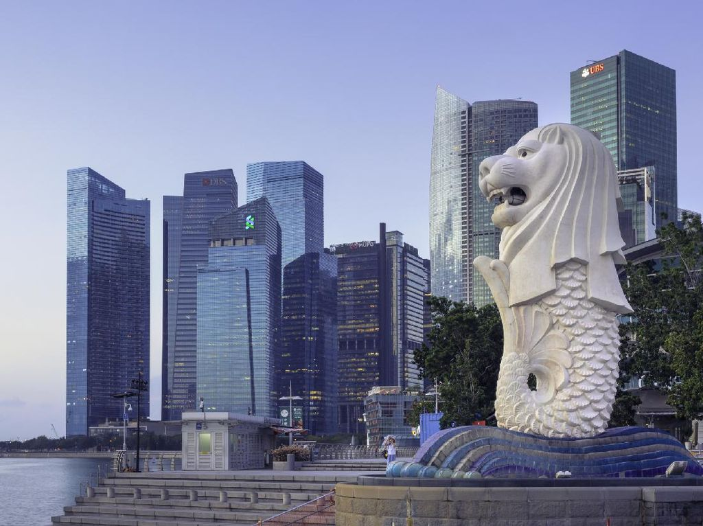 Singapura Blak-blakan Rencana Berdamai Vs Covid-19, Kuncinya: Vaksin, Vaksin, Vaksin