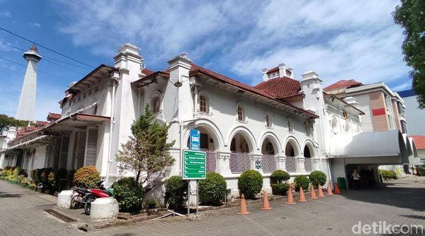 Pengadilan Negeri (PN) Makassar. (Hermawan/detikcom).