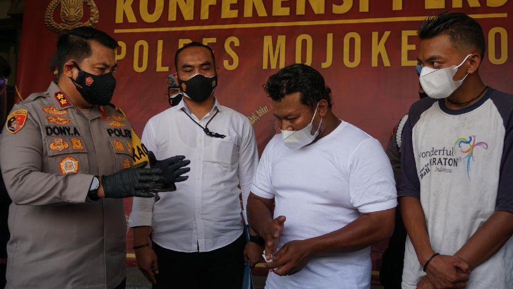 Pengakuan Sopir Truk yang Maki Polisi Saat Penyekatan di Mojokerto