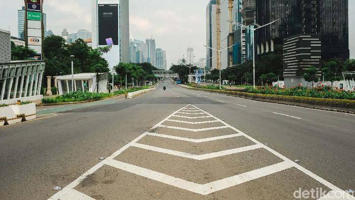 PPKM Darurat Jakarta Sampai Kapan? Ini Kata Pemerintah