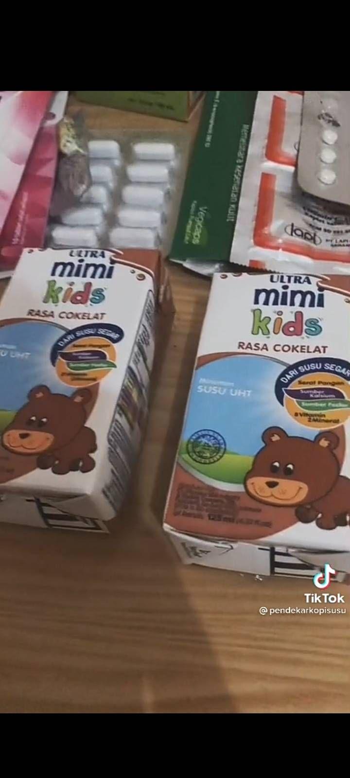 Kocak! Minta Susu Beruang, Netizen Ini Malah Dapat Susu Gambar Beruang