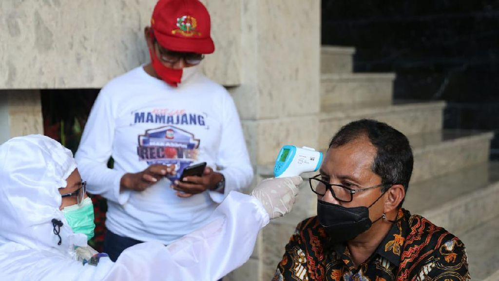 15.000 Detektor COVID Makassar Belum Digaji, Camat Diminta Segera Setor Data
