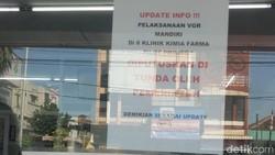 Kimia Farma Semarang Catat 10-15 Peminat Vaksin Corona Berbayar
