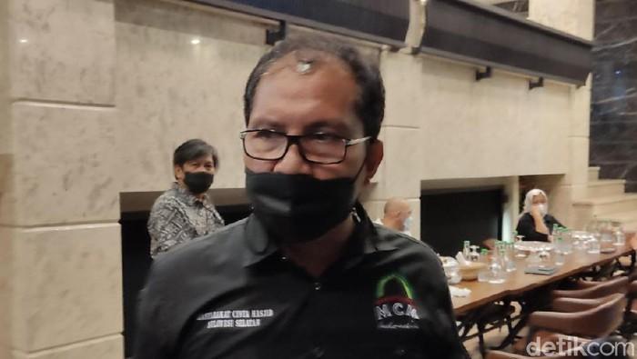 Wali Kota Makassar Danny Pomanto (Hermawan/detikcom).