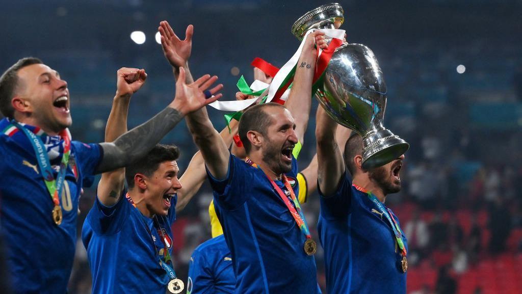 Italia Juara Euro 2020, Serie A Makin Seru Ditonton?