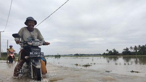 Banjir di Asahan (Perdana-detikcom)