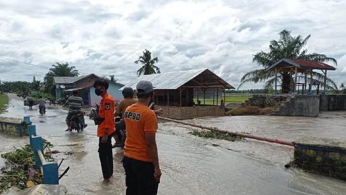 Banjir di Batu Bara (dok. BPBD Batu Bara)