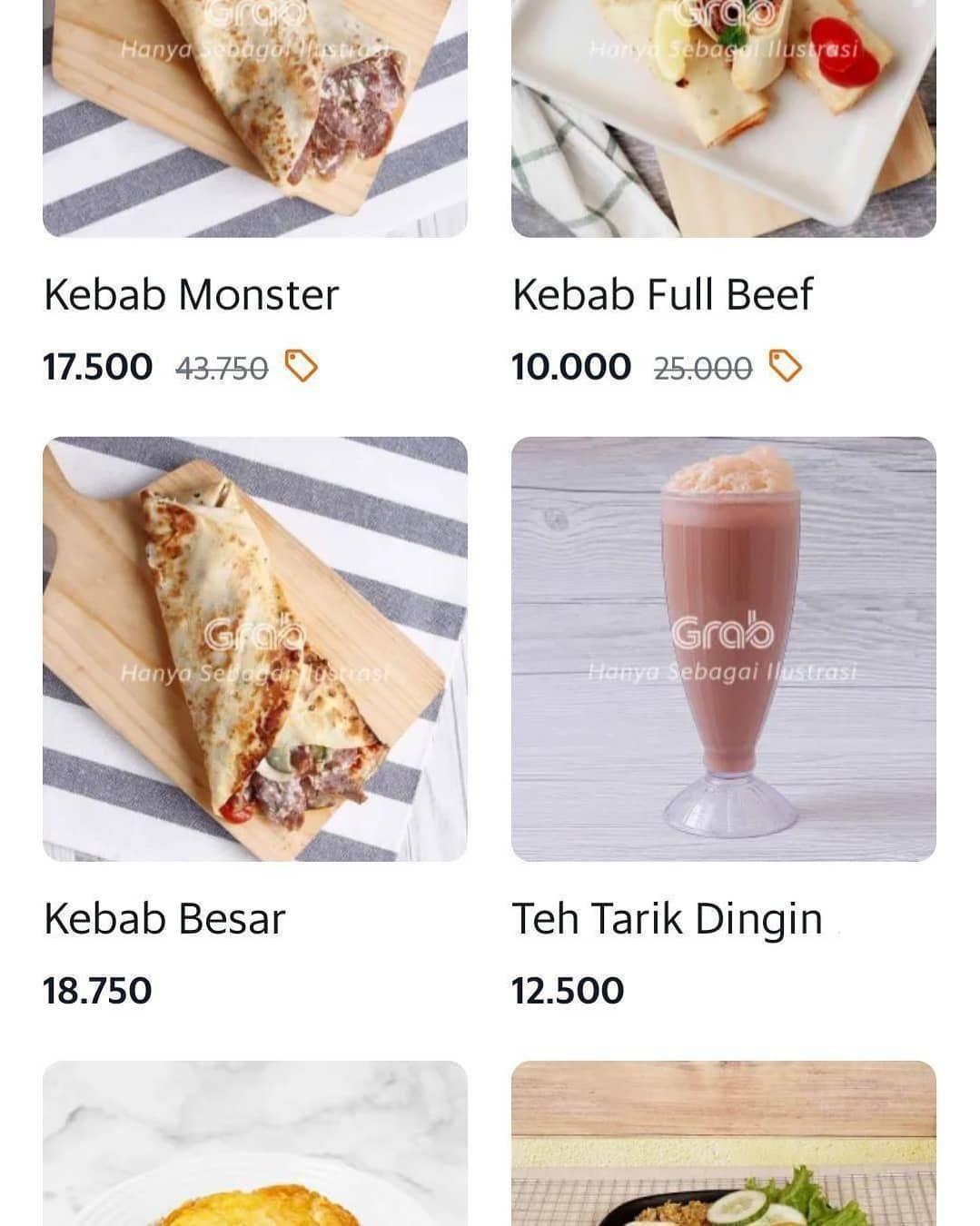 Bikin Kesal! Wanita Ini Pesan Kebab Monster yang Datang Kebab Isi Daging Tipis
