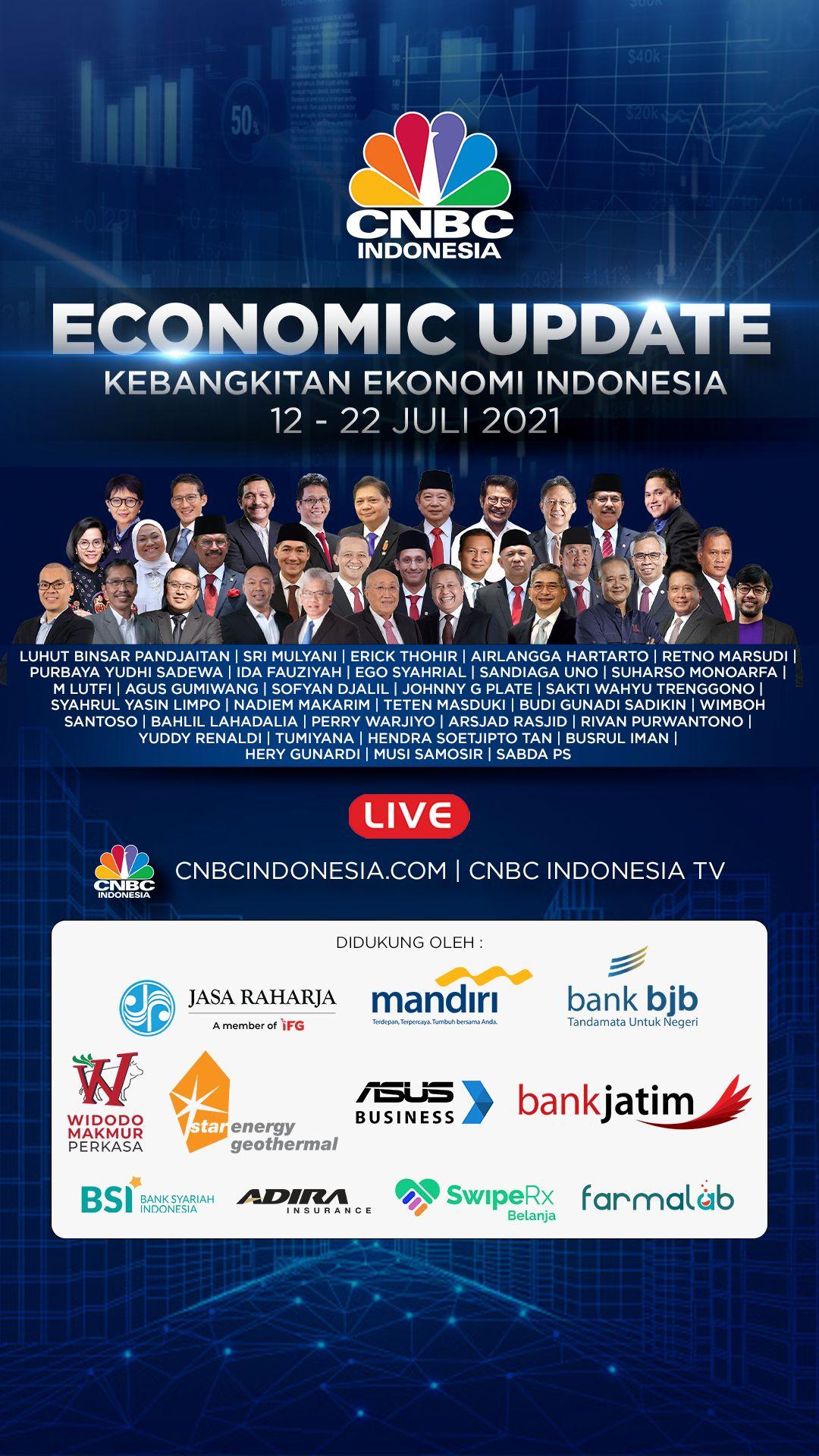 CNBC Economic Update
