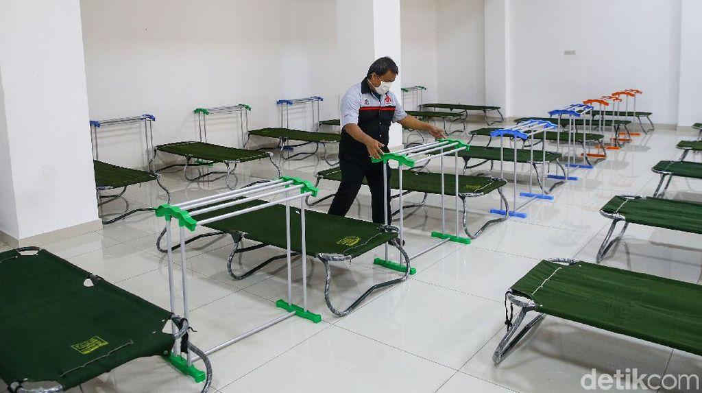 Istana Instruksikan Kementerian Bikin Tempat Isoman