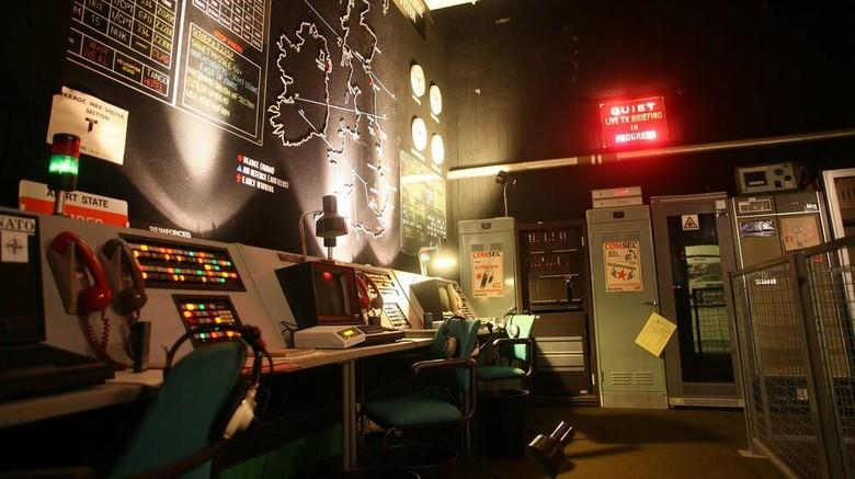Hack Green, bunker nuklir Inggris