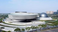 Melihat Museum Astronomi Shanghai yang Diklaim Terbesar di Dunia