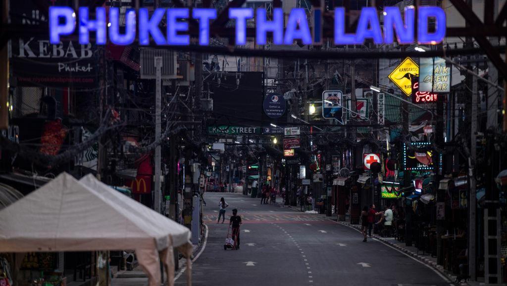 Kasus Harian Corona di Thailand Kembali Pecah Rekor