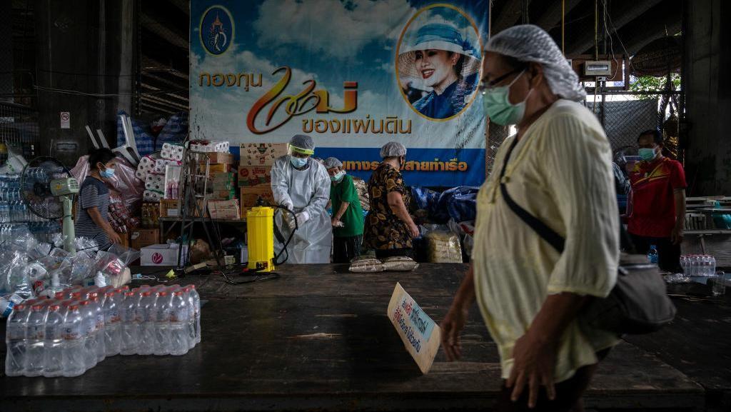 Thailand Perpanjang Lockdown Gegara Corona 2 Pekan Lamanya