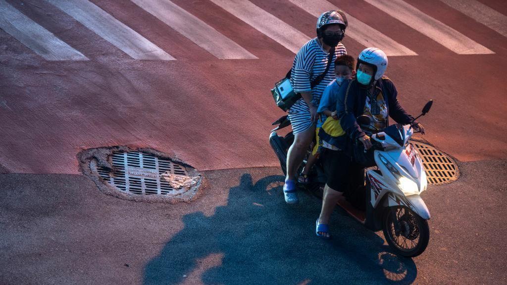4 Hari Berturut-turut, Thailand Cetak Rekor Tertinggi Kasus Corona