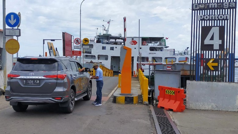 Pelabuhan Ketapang-Gilimanuk
