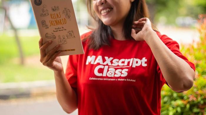 Telkomsel mengumumkan pemenang MAXscript Class, sebuah program bentuk komitmen perusahaan dalam melahirkan talenta kreatif.