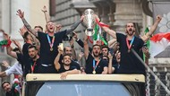 Kasus COVID-19 di Italia Naik, Perayaan Juara Euro 2020 Jadi Penyebab?