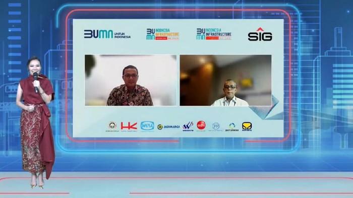 10 BUMN Konstruksi Keroyokan Bangun Institut Riset Infrastruktur