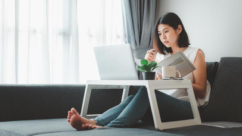 Kelamaan di Depan Laptop Saat WFH? Awas Kena Computer Vision Syndrome