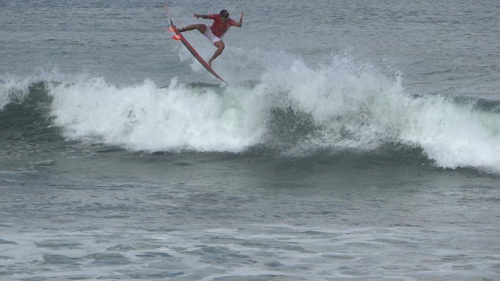 Olimpiade 2020: Surfing Indonesia Targetkan Medali di Tokyo