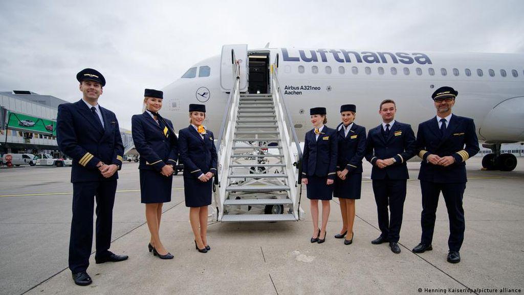 Ganti Sapaan, Maskapai Jerman Lufthansa Tak Lagi Gunakan Tuan dan Nyonya