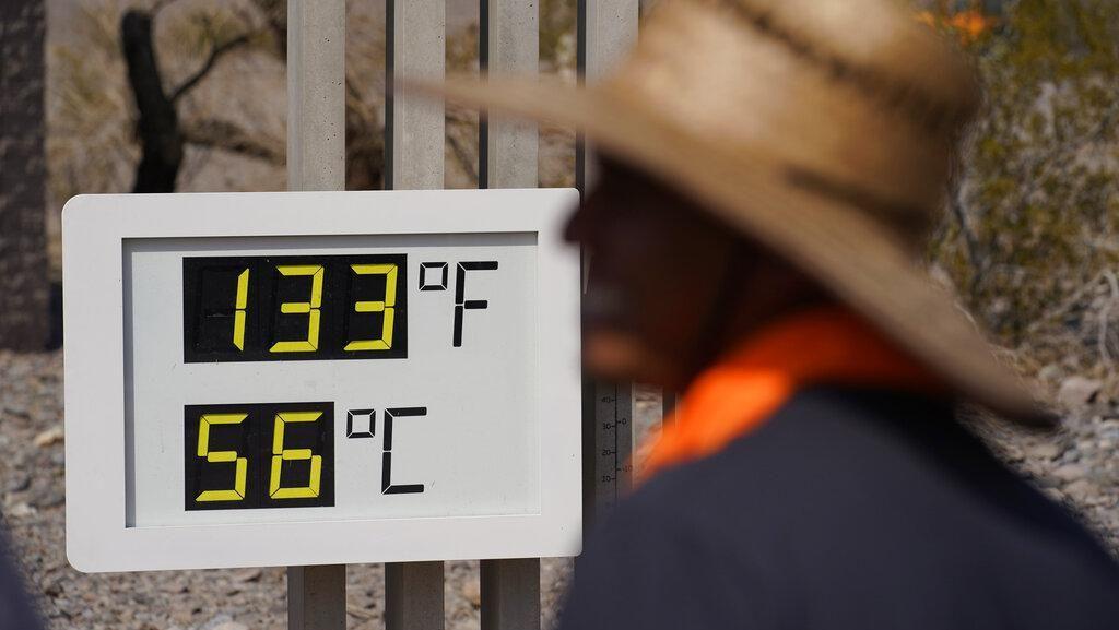 Terik! Suhu di Turki dan Siprus Lebih dari 50 Derajat Celcius