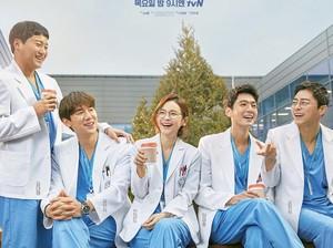 8 Drama Korea Terbaik yang Punya Lebih dari 1 Season, Ada Hospital Playlist