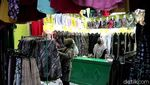 Jerit Pedagang Pasar Kliwon Kudus Terdampak PPKM Darurat