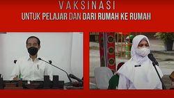 Suara Ayu dari Kepri: Pak Jokowi, Kami Sangat Rindu Belajar di Sekolah