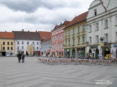 Menelusuri Kota Tambang Leoben di Austria