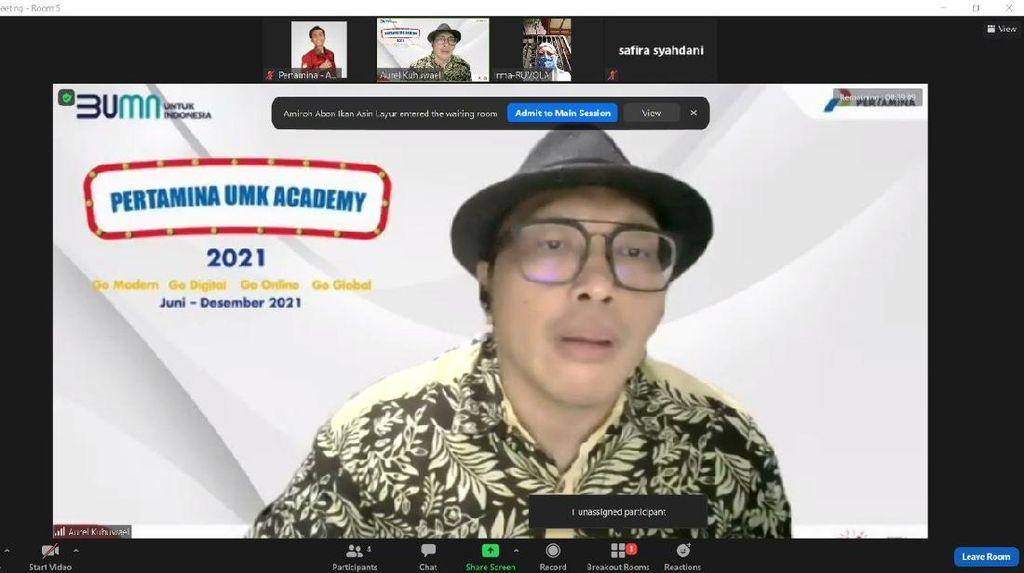 Dikemas Beda, Kini Pertamina UMK Academy 2021 Lebih Privat