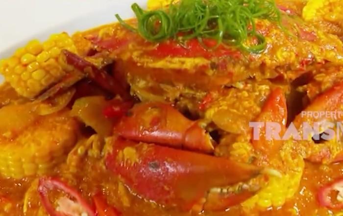 Resep Kepiting Saus Padang