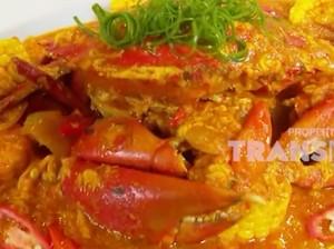 Masak Masak : Resep Kepiting Saus Padang yang Pedas Nampol