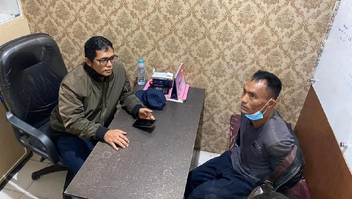 Seorang Pria Hina dan Sebut Jokowi-Polisi dengan Kata Hewan Diamankan