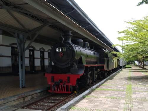 5 Potret Kereta Kuno Keren di Museum Ambarawa