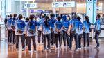 Atlet Dunia Mulai Berdatangan ke Tokyo