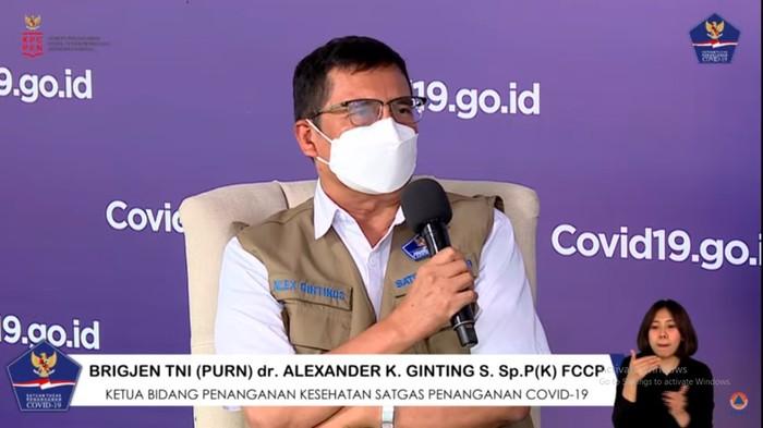 dr. Alexander K Ginting