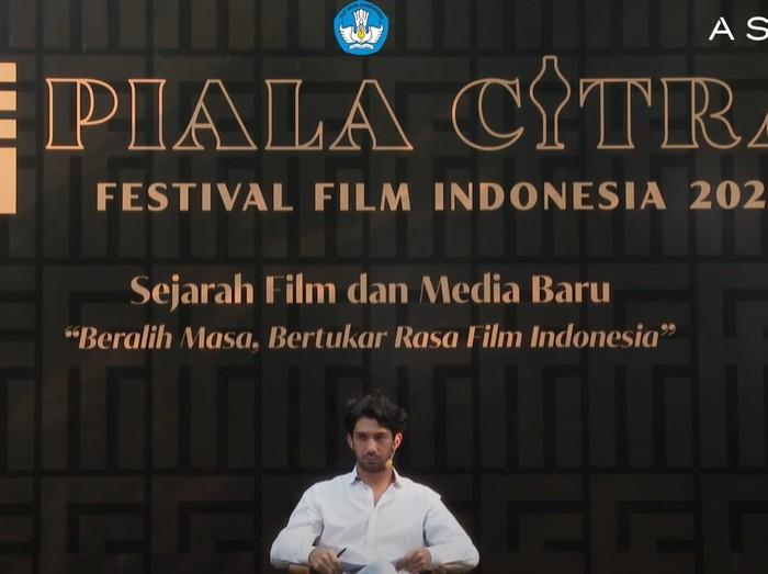 Peluncuran Festival Film Indonesia 2021